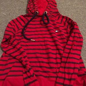 Tommy Hilfiger women's hooded sweatshirt